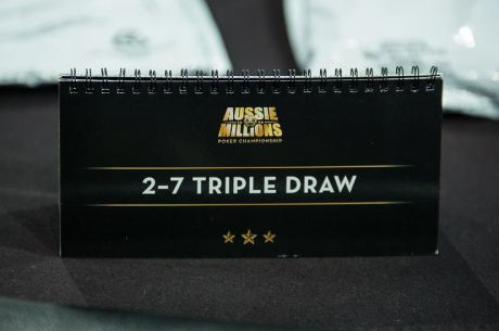 Brushing Up On 2-7 Triple Draw: Five Tips for Success