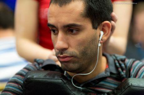 João Vieira  é 42/107 no Dia 2 do Evento #15: $1500 Eight Game Mix (6-Handed) & Mais