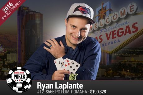 2016 World Series of Poker: Ryan LaPlante gewinnt Event 12