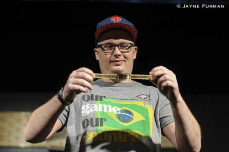 2016 WSOP Day 12: Bracelet No. 2 for Volpe, Charania Leads Millionaire Maker, and More