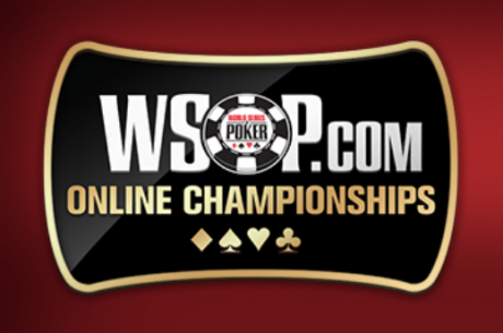 WSOP.com Online Championships Kick Off in New Jersey and Nevada