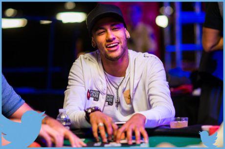 Tweet Tweet Bad Beat - Ferguson wordt toegezongen, Neymar Jr op de WSOP
