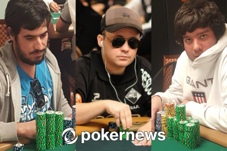 Inca7bar, Ezgam e Skyboy no Dia 2 do Evento #23: $2000 No-Limit Hold'em