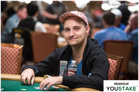 YouStake Performance of the Week: Ryan Laplante Putting His Mark of the 2016 WSOP