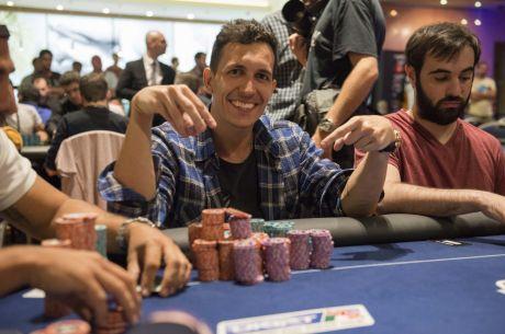 El brasileño Rodrigo Requiao Strong toma ventaja para hacer con el PokerStars Marbella Festival 2016