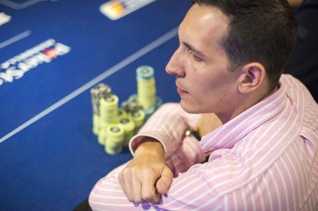 Rodrigo Strong lidera por segunda jornada consecutiva el Marbella Poker Festival 2016