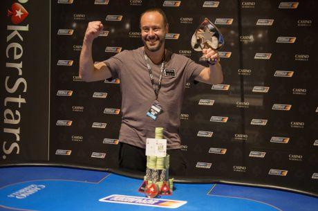 Jonathan Shuman gana la PokerStars Marbella Festival contra pronóstico