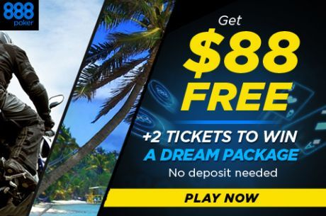 Dreams Do Come True! Win a $2,000 Live the Dreams Package at 888poker for FREE!
