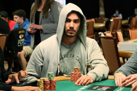 José Carlos Brito 15/31 no Dia 3 do Evento #29: $1.500 No-Limit Hold'em