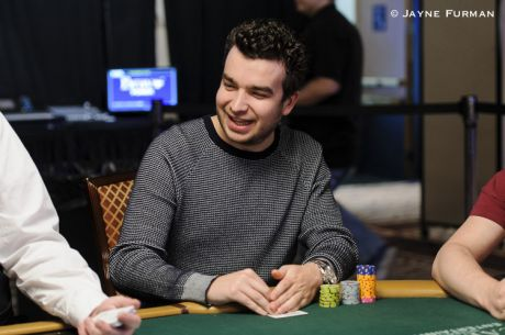 Chris Moorman Seeks Redemption in the WSOP Summer Solstice