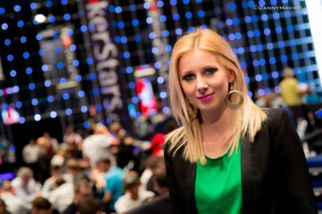 Behind the Scenes met European Poker Tour brush Kate Badurek