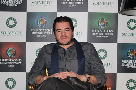 Hipólito Nogueira Liderou Dia 1C Espinho Poker Fest