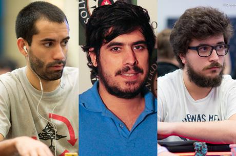 João Vieira, Miguel Silva e Francisco Oliveira Lideram POY Portugal 2016