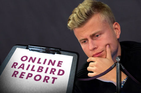 The Online Railbird Report: Kyllönen Wins Almost $100,000