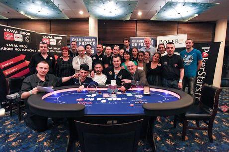 Vainqueur de la Ligue Française de poker, Anthony Cucinella intègre PokerStars, Nicolas...
