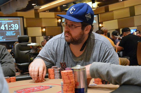 Frank Patti Leads After Day 1a of 2016 Hollywood Poker Open Championship Event