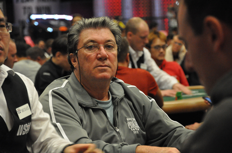 Fernando Brito 87º no Evento #37: $1.500 Pot-Limit Omaha ($2.427)