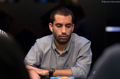 DSE III: João Vieira 2º no Evento 43: $1.1k NLH Turbo $75k GTD($21.971)