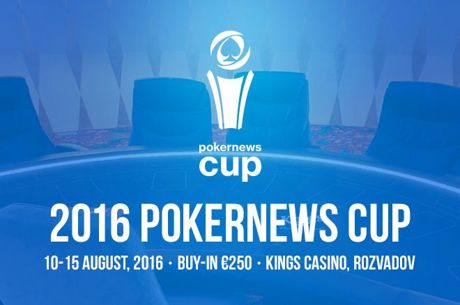 Five Things to Know About The 2016 PokerNews Cup