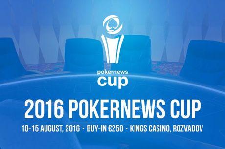 Cinque Cose da Sapere Sulla PokerNews Cup 2016