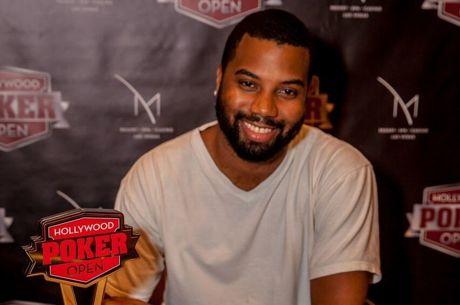 Dejuante Alexander Wins Hollywood Poker Open $2,500 Championship Event