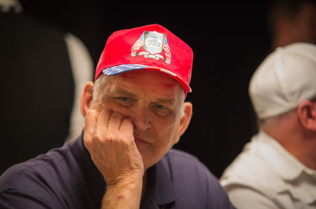 Old Guns TJ Cloutier and Donnacha O'Dea Reach Final 26 of WSOP Monster Stack