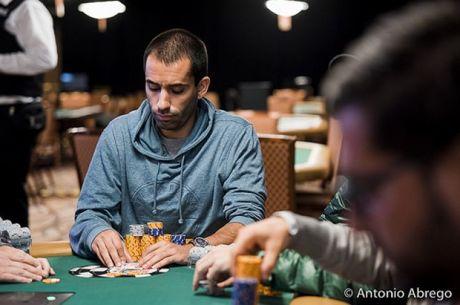 João Vieira Foi 38º no Evento #46: $1.500 BOUNTY No-Limit Hold'em ($6.202); Brito e Cabeça...