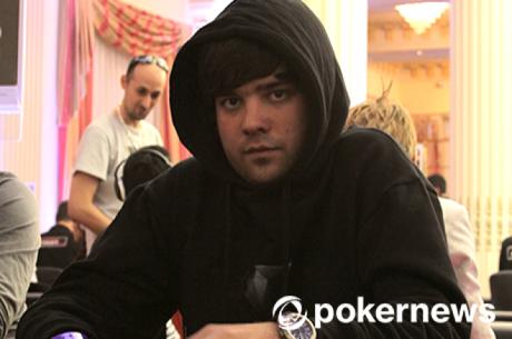 Pedro Oliveira Faz Chop HU no Daily Deepstack $365 ($9.000)