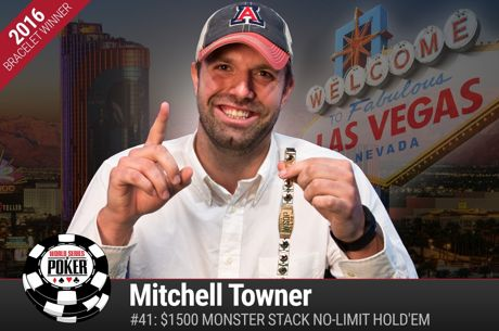 "Arizona Professor Who ""Doesn't Play Poker"" Wins Monster Stack"