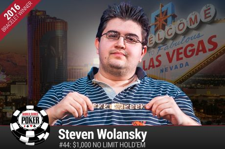 2016 WSOP Day 29: Hennigan Wins Fourth Bracelet, and Mercier Stacking in Another $10K