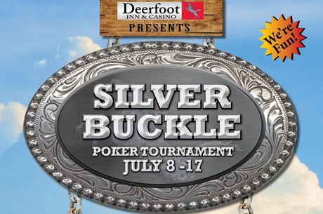 Play For a Silver Belt Buckle This Calgary Stampede at Deerfoot Inn & Casino
