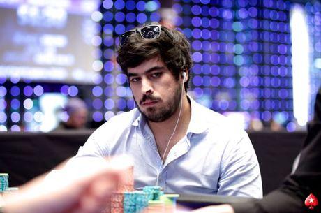 Evento 48 - $1,600 NLH $1M GTD do Venetian: Miguel Silva, Nanev e Naza ITM