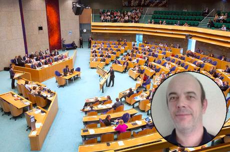 Pokerliefhebber en KOA expert Wouter Gerrits over de behandeling van het wetsvoorstel door de...