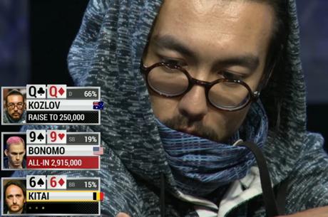 La mano de la semana de 888poker: el choque que hizo ganar a Kozlov el Six-Max Championship en el three-handed