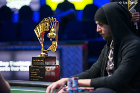 2016 WSOP Day 32: Shack-Harris Grabs Gold and the $50K Players' Championship Begins