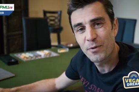 David Debue remporte le Vegas Dream et 10.000€ de contrat avec PMU Poker