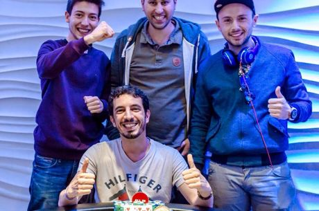 Very Deep 300€ : Le Flash de la victoire pour Nicolas Le Floch après un deal à 5