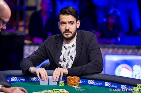 Трето място и $297,888 за Димитър Данчев в Event #54 Crazy Eights
