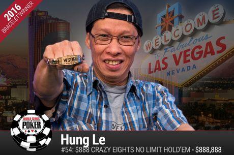 Владелец маникюрного салона Хунг Ле выиграл турнир...