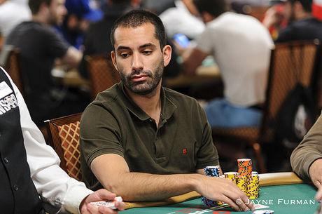 João Vieira Foi 39º no Evento #58: $1.000 No-Limit Hold'em (30min levels)