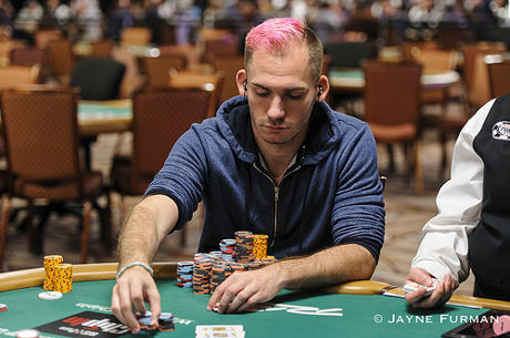 Justin Bonomo Lidera Mesa Final do $50k Poker Players Championship