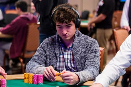 Dima Urbanowicz w Dniu 2 Eventu #59 $5,000 NL Hold'em