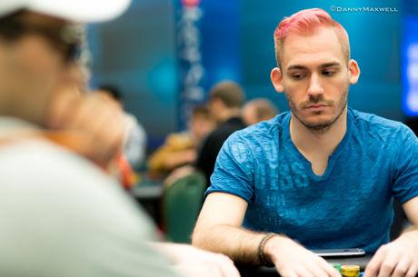 """Justinas Bonomo nusitaikė į """"Poker Players Championship"""" turnyro karūną"""