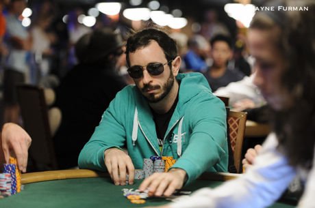WSOP Event #55 - Brian Rast wint $50.000 Poker Players Championship voor $1.296.097!
