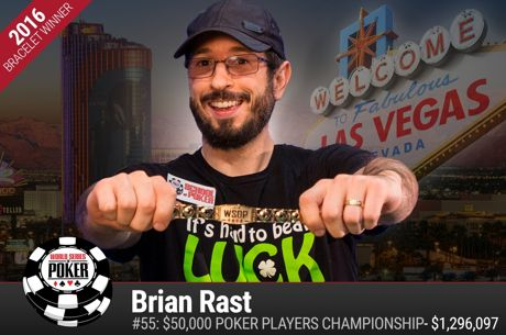 Building a Legacy: Brian Rast Wins $50,000 PPC a Second Time