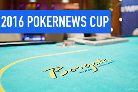 Inaugural North American PokerNews Cup Coming to Borgata Hotel Casino & Spa