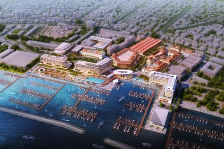 Macau Legend Development Vai Investir €250 milhões em Setúbal/Tróia