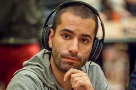 João Vieira no Dia 2 do Evento #64: $3000 Pot-Limit Omaha Hi-Lo Split 8 or Better