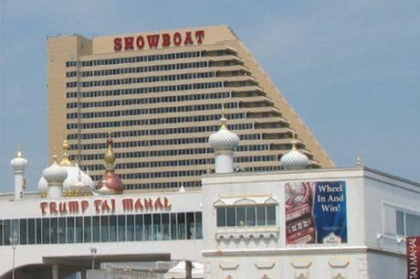 Inside Gaming: Showboat Reopens, Minus Casino; Strike Continues at Trump Taj Mahal