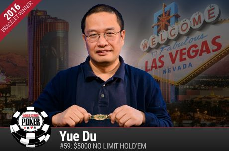 2016 WSOP Day 38: High Rollers Galore and Two Events End